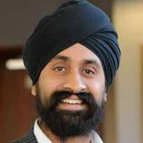 Inderjit Singh, Head of Architecture and Cyber Security, NHS England